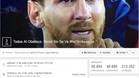 Convocan una manifestaci�n para pedir a Messi que se quede