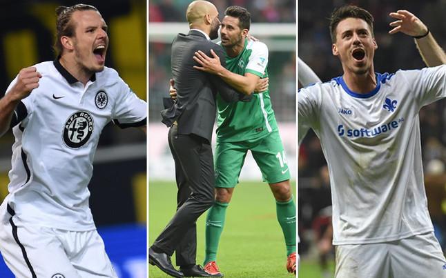 Meier pizarro y wagner los 39 outsiders 39 del gol en la for Puerta jakober augsburgo