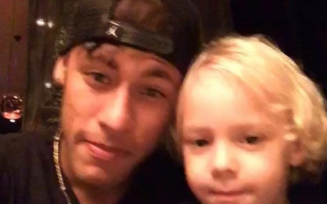 Neymar: el video que arrasa en Instagram