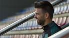 El mensaje de Piqu� en las redes tras el gol de penalti de Messi