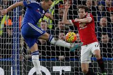 Terry ha sido relacionado con el Manchester United