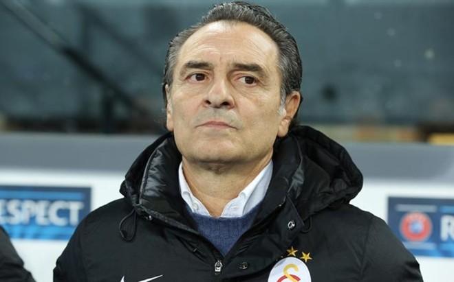 El �ltimo club de Prandelli fue el Galatasaray en 2014, donde fue destituido