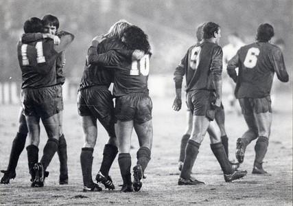 El Barça - Madrid de la temporada 82/83