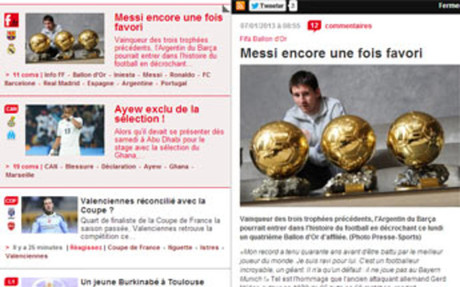 Messi, favorito en todas las quinielas