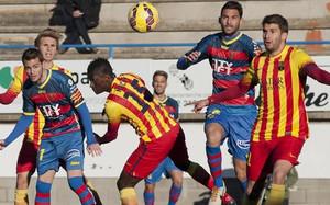 FC Barcelona y Llagostera negocian un acuerdo de vinculación