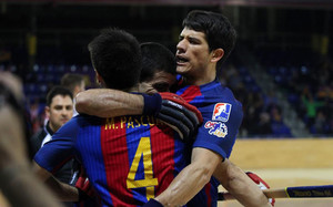 El FC Barcelona Lassa tropezó por primera vez ante el Reus Deportiu