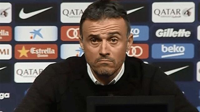 Luis Enrique: Aleix Vidal le ha quitado la razón al entrenador