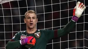 Hart está realizando una buena temporada en la portería del Torino.