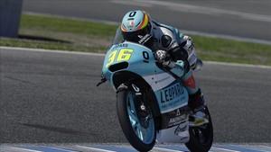 Joan Mir, del Leopard Racing
