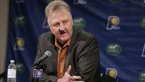 Bird dejará en breve la presidencia de Indiana Pacers
