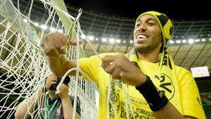 El Dortmund pone condiciones a la salida de Aubameyang