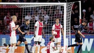 El Ajax se las verá con el Rosenborg tras quedar apeado en la previa de la Champions