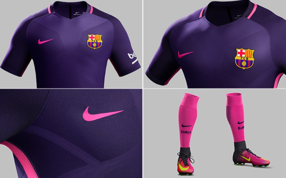 0ea5eb845 Warto dodać, że Barcelona zaprezentowała także nowe stroje treningowe.