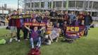 1.444 cul�s acompa�ar�n al Bar�a en el Borussia Park