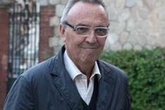El expresidente del FC Barcelona Joan Gaspart carg� contra la actitud de Florentino P�rez