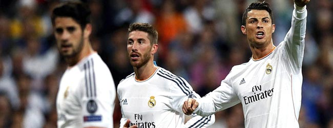 Guerra de egos en el Real Madrid