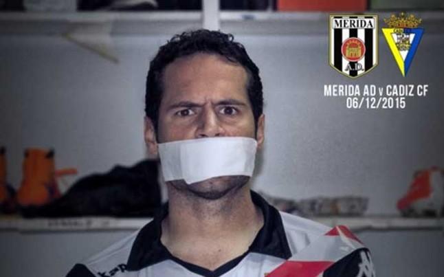 El Mérida saca un spot cargando al Real Madrid