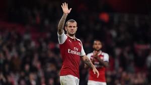 Jack Wilshere aún no renueva con el Arsenal