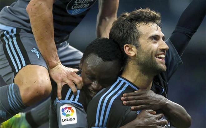 Los goles de Rossi y Sisto fulminan al Espanyol