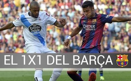 Rafinha sirvi� el 1-0 a Messi