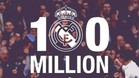 El Real Madrid ha llegado a los 100 millones de fans en Facebook
