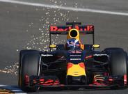 Red Bull demostr� unas altras prestaciones en Spa
