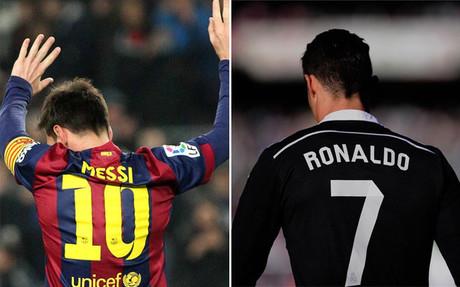 Sin contar los penaltis, Messi estar�a s�lo a un gol de Cristiano
