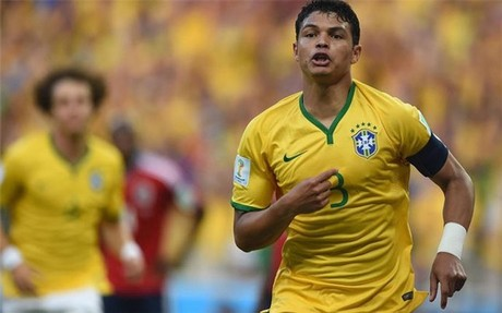 Thiago Silva is on the radar