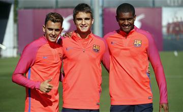 Tres canteranos, en el 'c�sting' para Granada