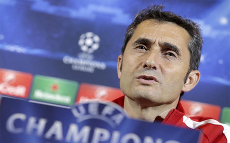Valverde conf�a en derrotar al BATE