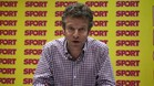 Joan Vehils, director de SPORT, respondi las preguntas de los lectores