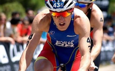 Alarza, subcampeón del mundo de triatlón en categoría sub 23.