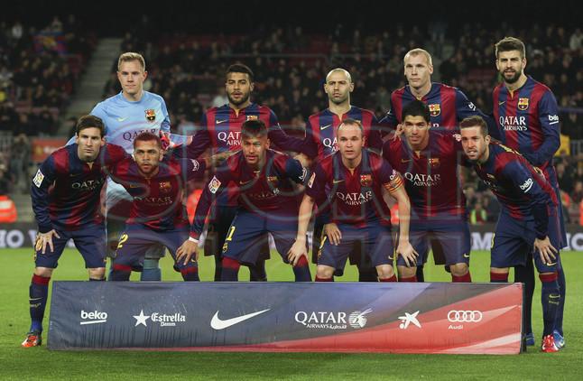 صور : مباراة برشلونة - فياريال 3-1 ( 11-02-2015 ) 1423690139054