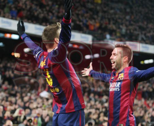 صور : مباراة برشلونة - فياريال 3-1 ( 11-02-2015 ) 1423690705454