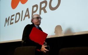 Jaume Roures, socio de referencia de Mediapro