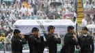 El mundo del fútbol rindió homenaje a las víctimas del tráfico accidente del Chapecoense