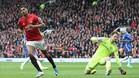 El United pasó por encima del líder Chelsea