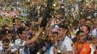 El Pachuca alcanzó su quinto título de la Concacaf
