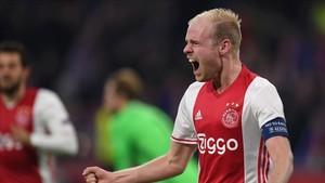 Klaassen puede estar viviendo sus últimos días como capitán del Ajax