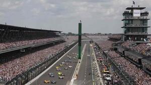 Espectacular imagen del circuito de Indianápolis que alberga las célebres 500 Millas