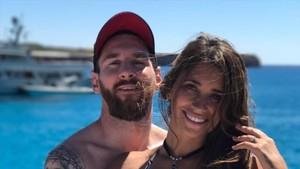 Messi y Antonela se casan