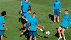 Zidane se la juega con una sorpresa importante en el once ante el Tottenham