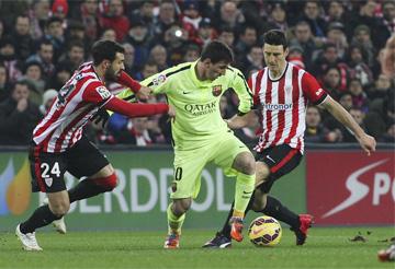 Acuerdo entre Barcelona y Athletic: quieren el Santiago Bernab�u
