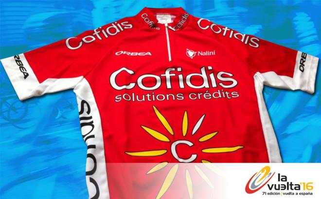 Consigue uno de los 5 maillots de Cofidis que sorteamos en SPORT