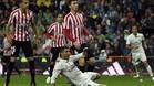 El 'piscinazo' de Cristiano Ronaldo ante el Athletic