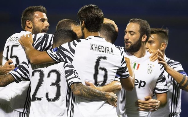 La Juventus gan� con facilidad