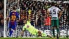 VÍDEO: Messi se exhibe en otro penalti