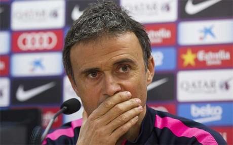 Luis Enrique Mart�nez asegura que se ver� un Bar�a competitivo en Villarreal