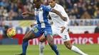 Mamadou fue titular el domingo en Madrid