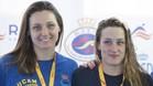 Melani Costa y Mireia Belmonte fueron las únicas medallistas españolas en el Mundial de Barcelona